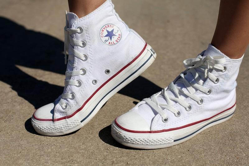 Американские кеды Converse - легендарное наследие 20 века 3