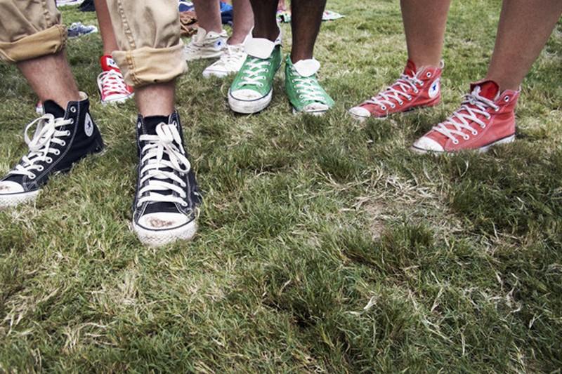 Американские кеды Converse - легендарное наследие 20 века 4