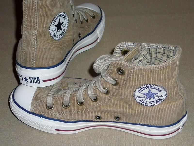 Американские кеды Converse - легендарное наследие 20 века 8