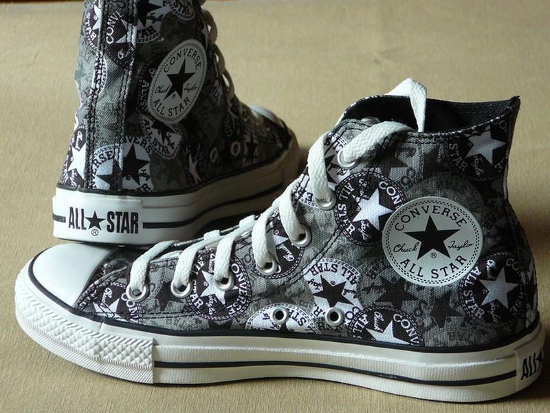 Американские кеды Converse - легендарное наследие 20 века 9