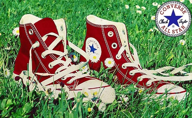 Американские кеды Converse - легендарное наследие 20 века 12