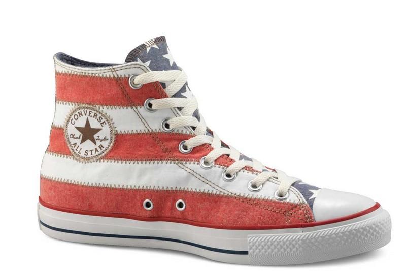 Американские кеды Converse - легендарное наследие 20 века 15