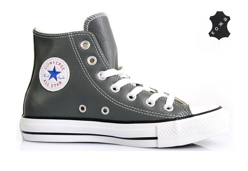 Американские кеды Converse - легендарное наследие 20 века 17