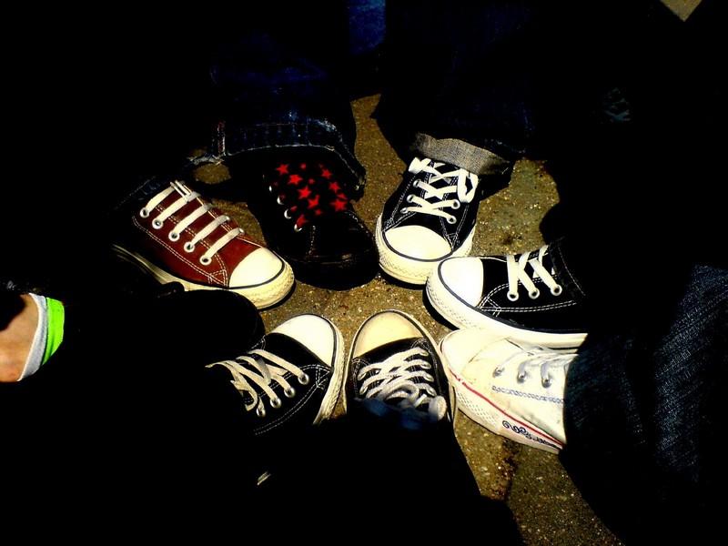 Американские кеды Converse - легендарное наследие 20 века 21