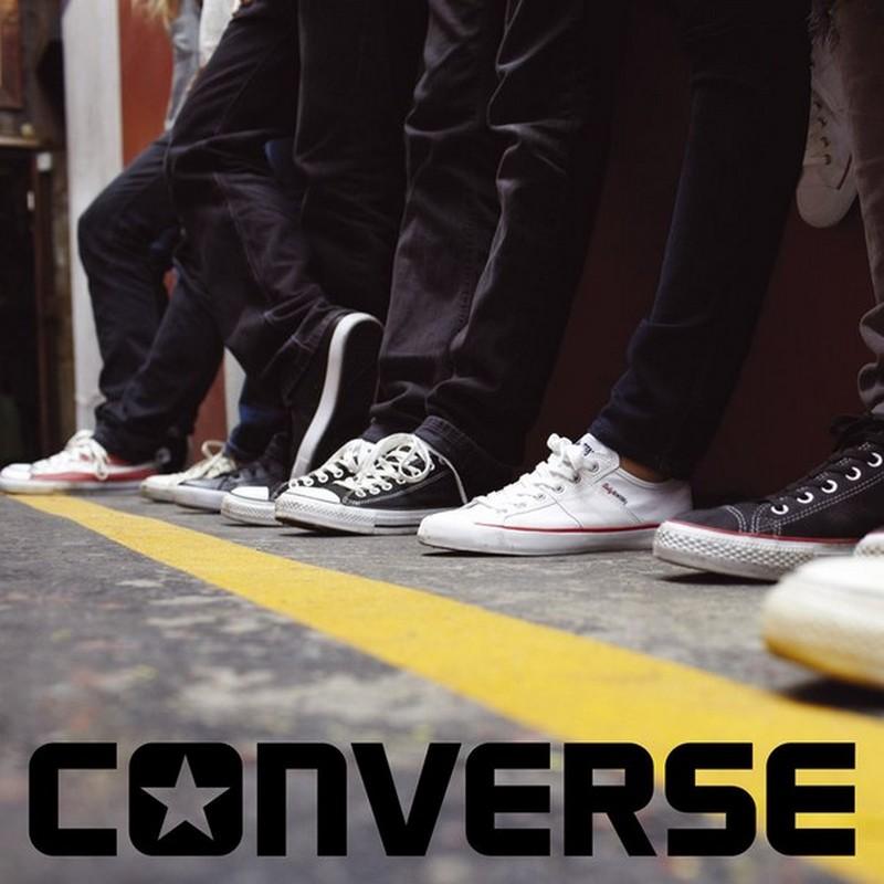 Американские кеды Converse - легендарное наследие 20 века 25