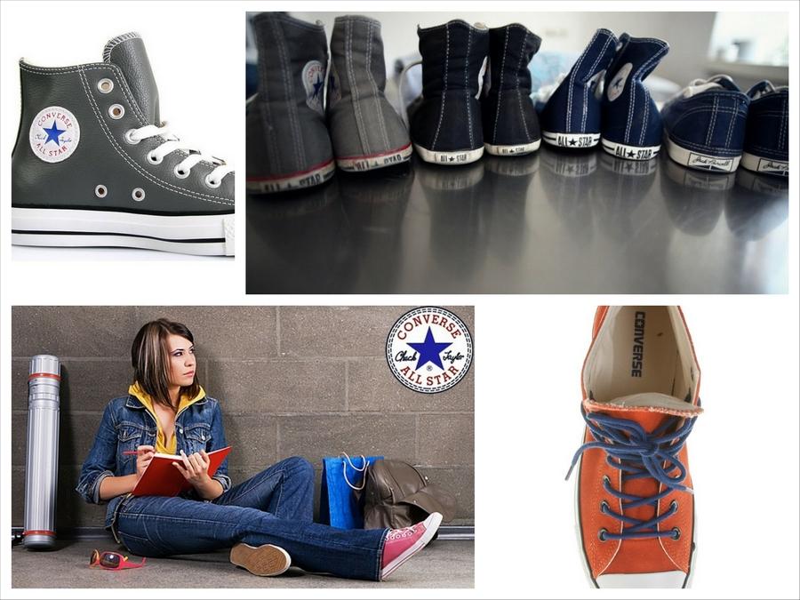 Американские кеды Converse - легендарное наследие 20 века