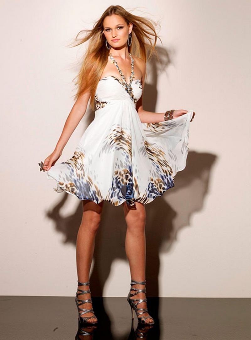 Самые красивые платья для встречи Нового Года 2