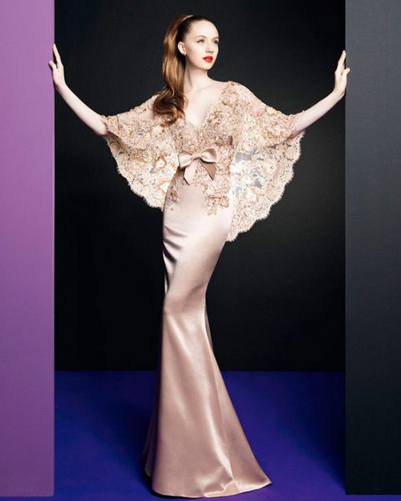 Самые красивые платья для встречи Нового Года 31