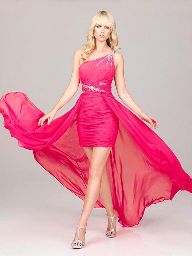 Самые красивые платья для встречи Нового Года 34