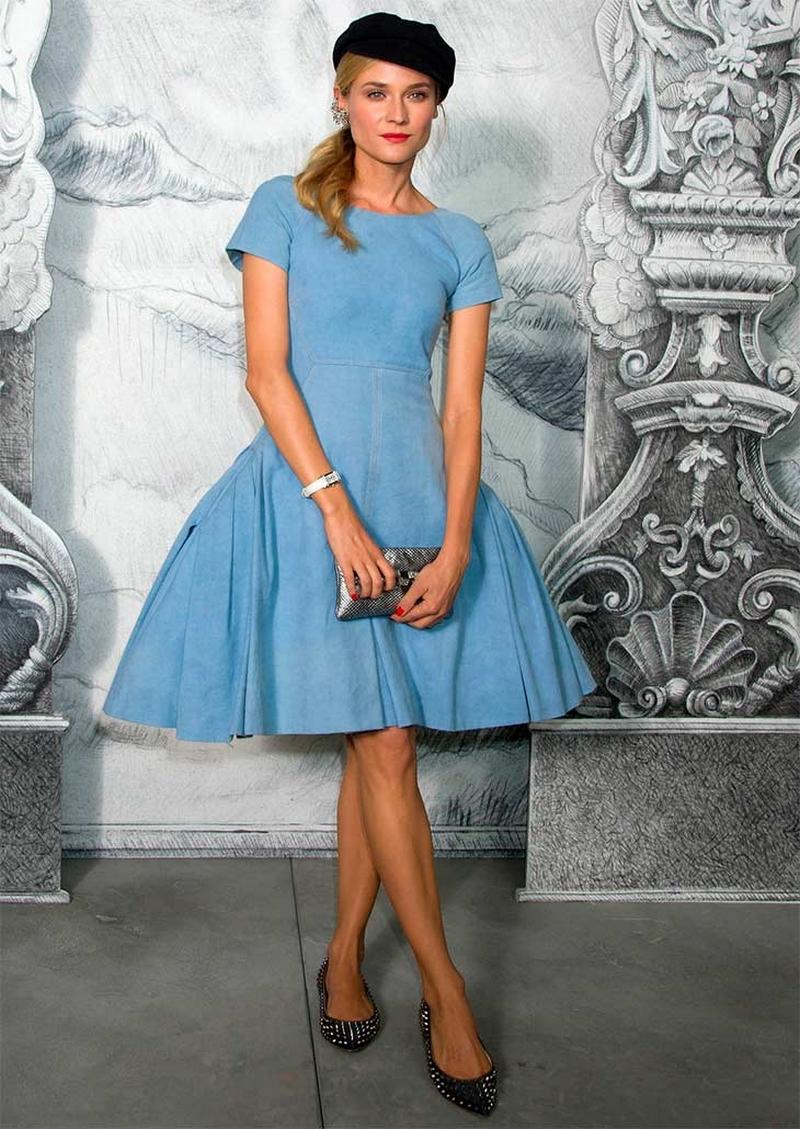 Самые красивые платья для встречи Нового Года 40