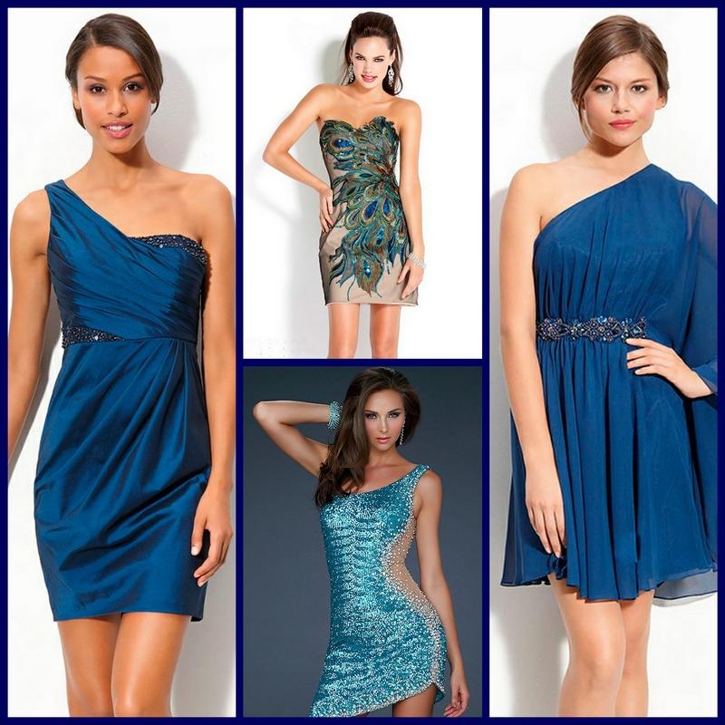 Самые красивые платья для встречи Нового Года