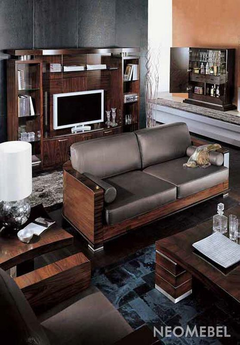 Красивая итальянская мебель 5