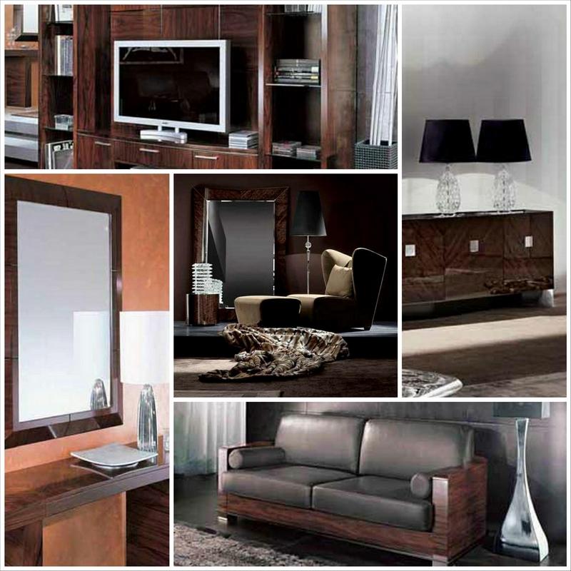 Красивая итальянская мебель