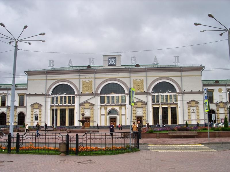 Самобытная архитектура старого Витебска 2