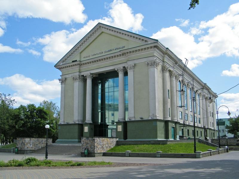 Самобытная архитектура старого Витебска 5
