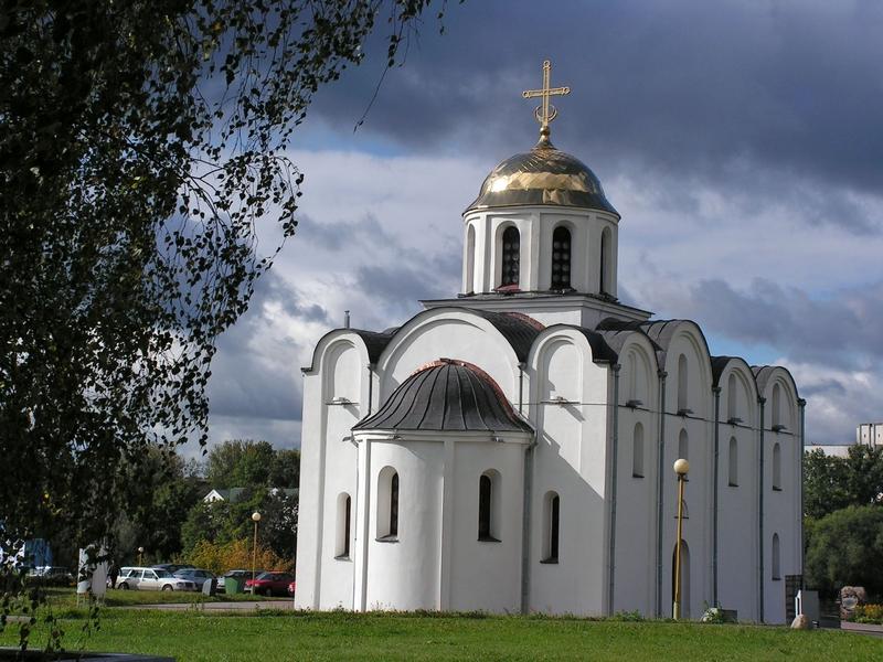 Самобытная архитектура старого Витебска 6