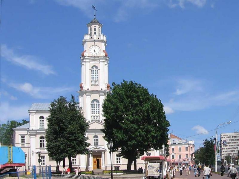 Самобытная архитектура старого Витебска 10
