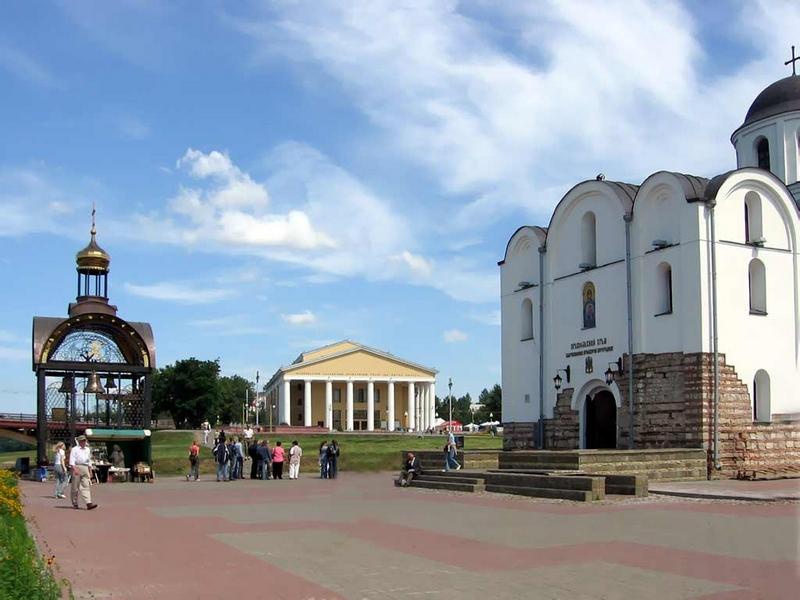 Самобытная архитектура старого Витебска 12