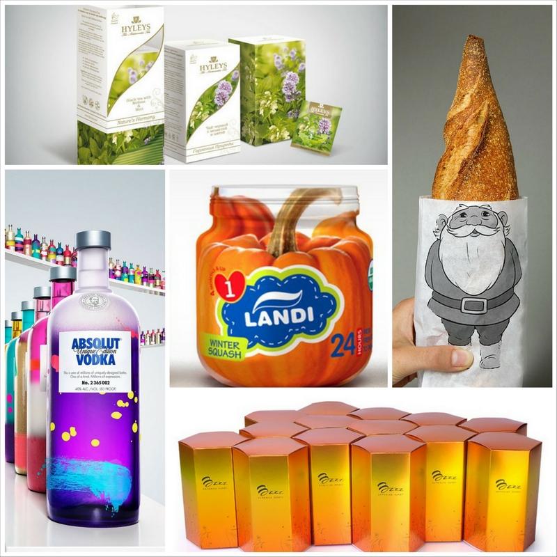 Дизайн упаковки продуктов как способ влияния на спрос