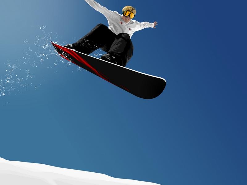 Как подобрать сноуборд для начинающих 4