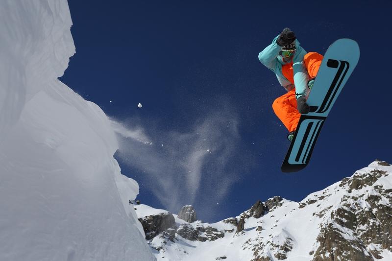 Как подобрать сноуборд для начинающих 7