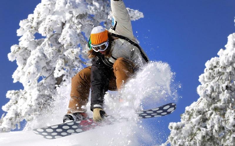 Как подобрать сноуборд для начинающих 8