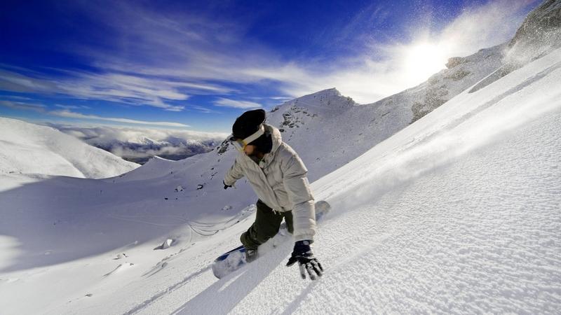 Как подобрать сноуборд для начинающих 9