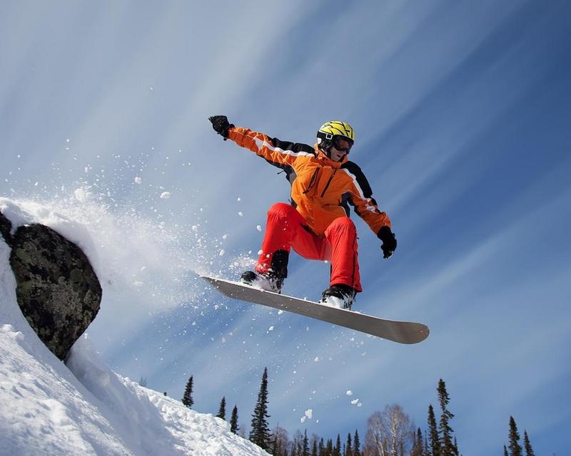 Как подобрать сноуборд для начинающих 10