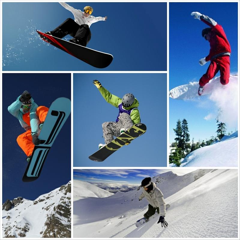Как подобрать сноуборд для начинающих