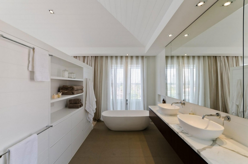 ванная комната - традиционный вариант 1