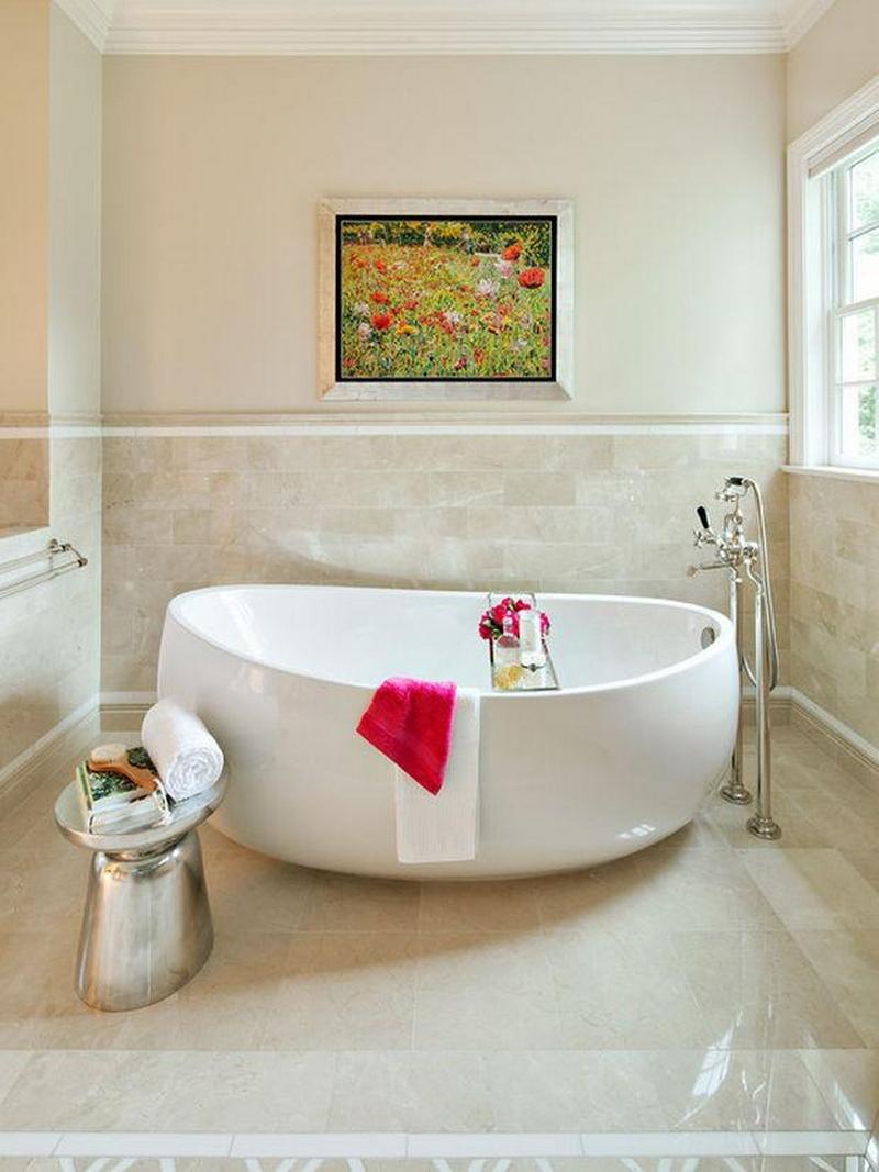 ванная комната - традиционный вариант 2