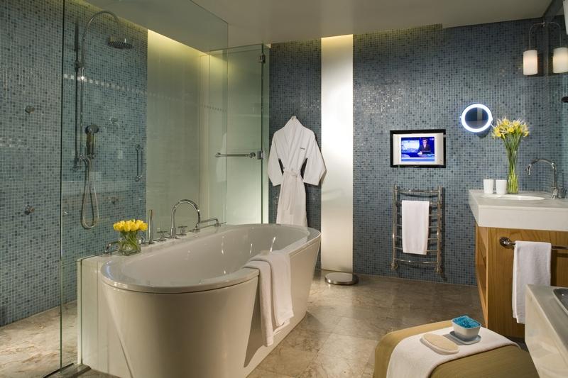 ванная комната - традиционный вариант 4