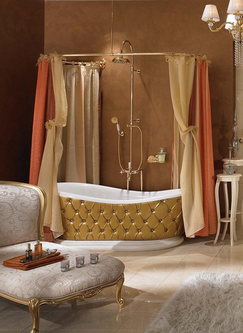 ванная комната - стиль барокко 2