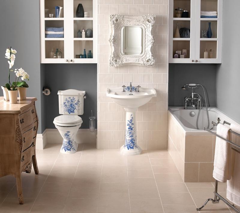 ванная комната - стиль барокко 5