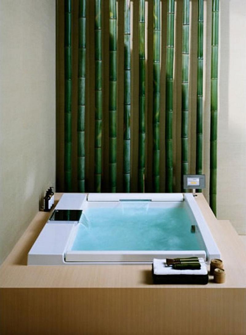 ванная комната - стиль народные мотивы 3