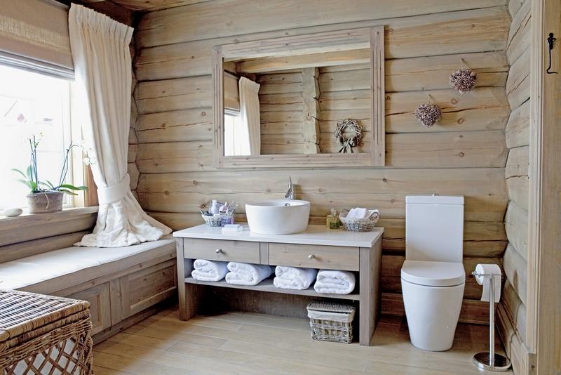 ванная комната - стиль народные мотивы 4