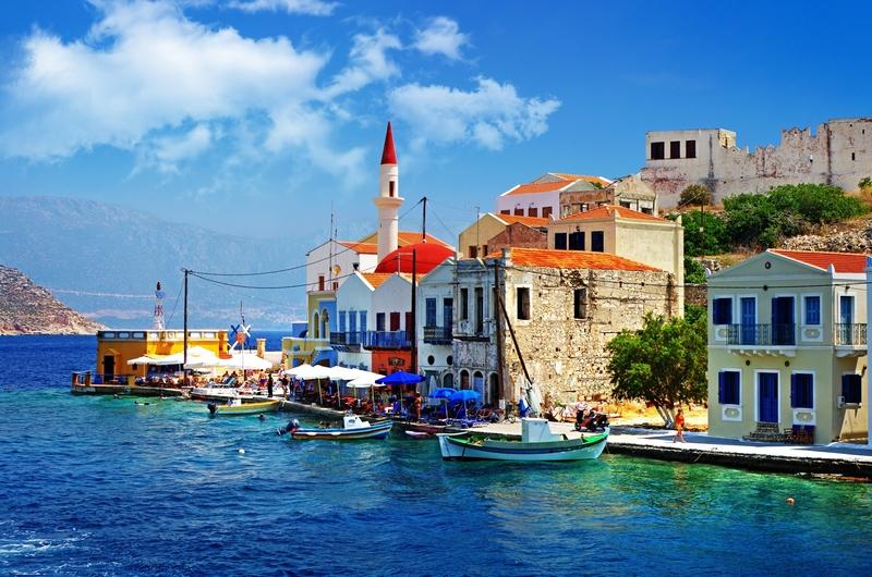 Замечательный отдых в Греции с детьми 2