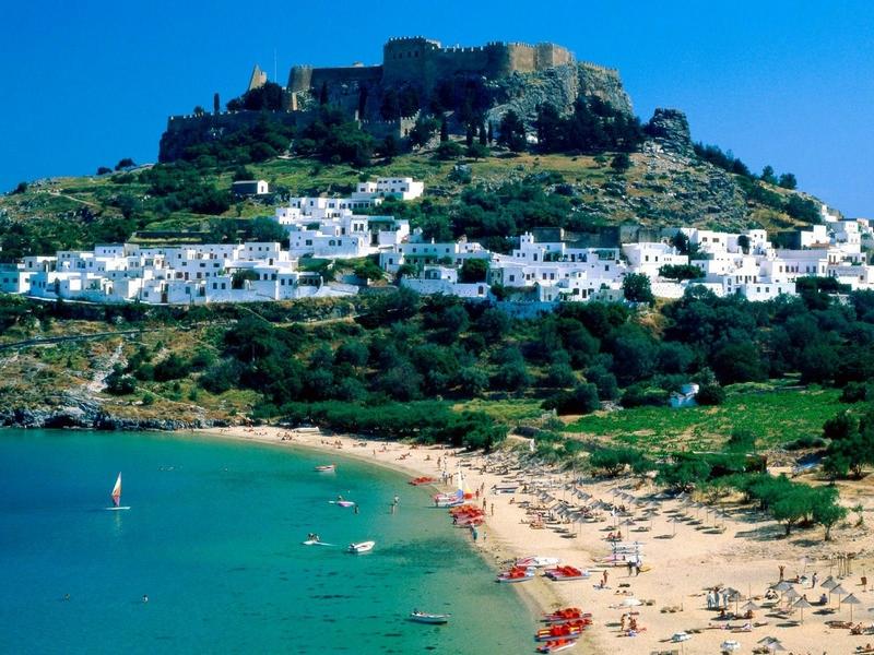 Замечательный отдых в Греции с детьми 4