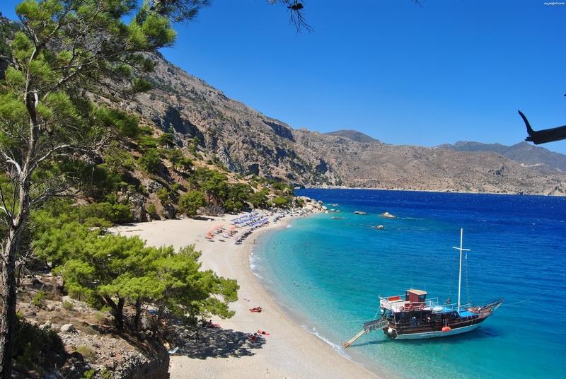 Замечательный отдых в Греции с детьми 21