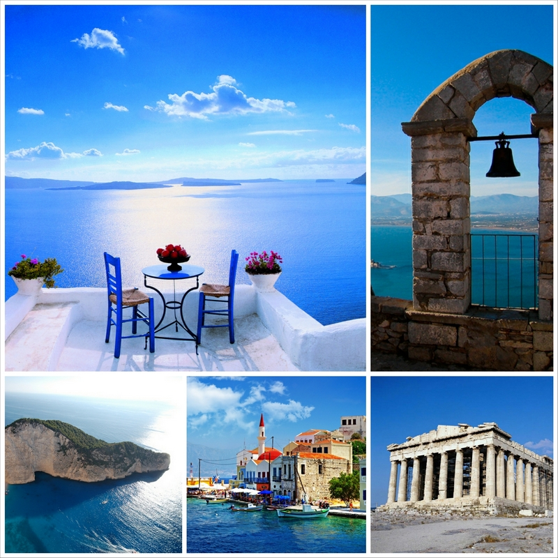 Замечательный отдых в Греции с детьми