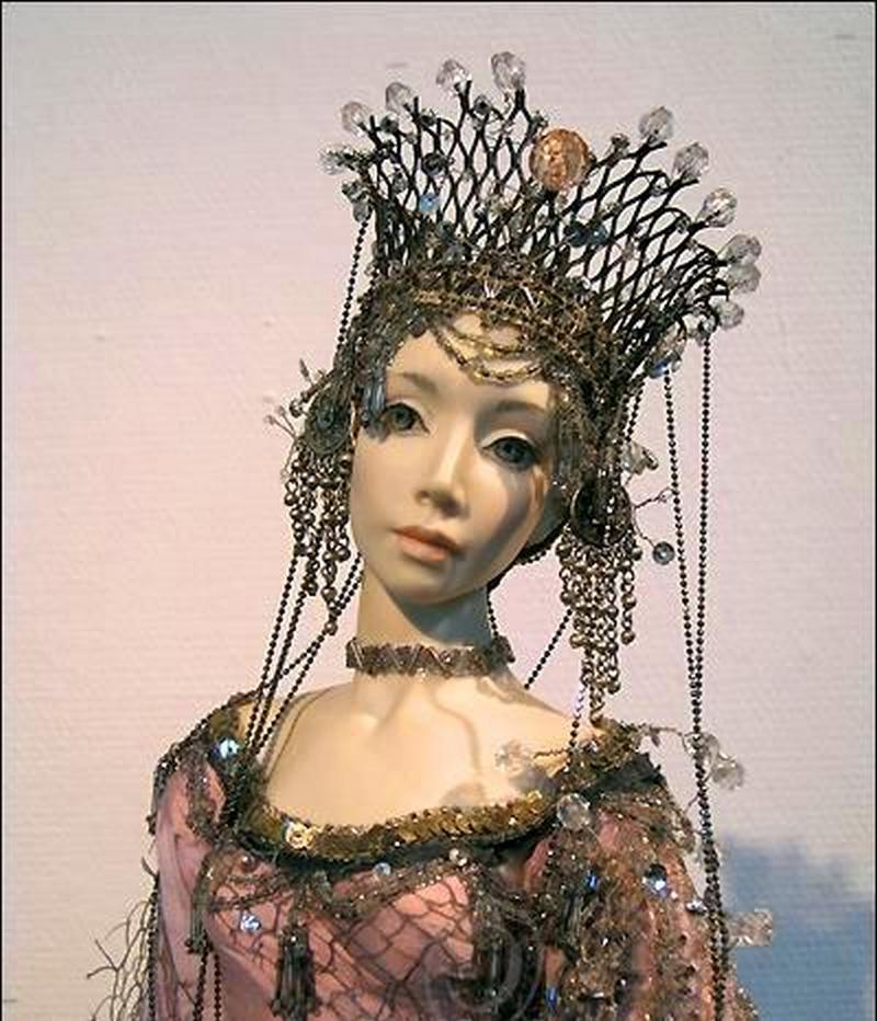 Куклы авторской работы от Александры Худяковой 1