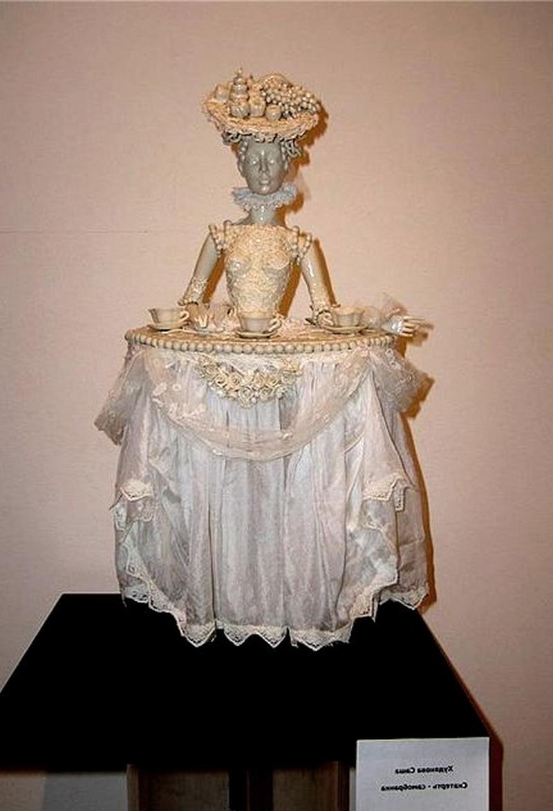 Куклы авторской работы от Александры Худяковой 9
