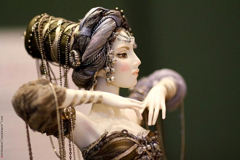 Куклы авторской работы от Александры Худяковой 11