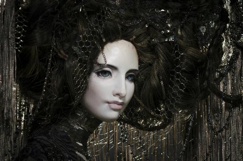 Куклы авторской работы от Александры Худяковой 15