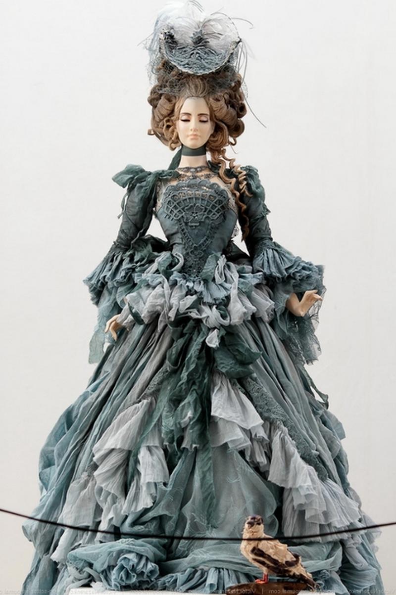 Куклы авторской работы от Александры Худяковой 17