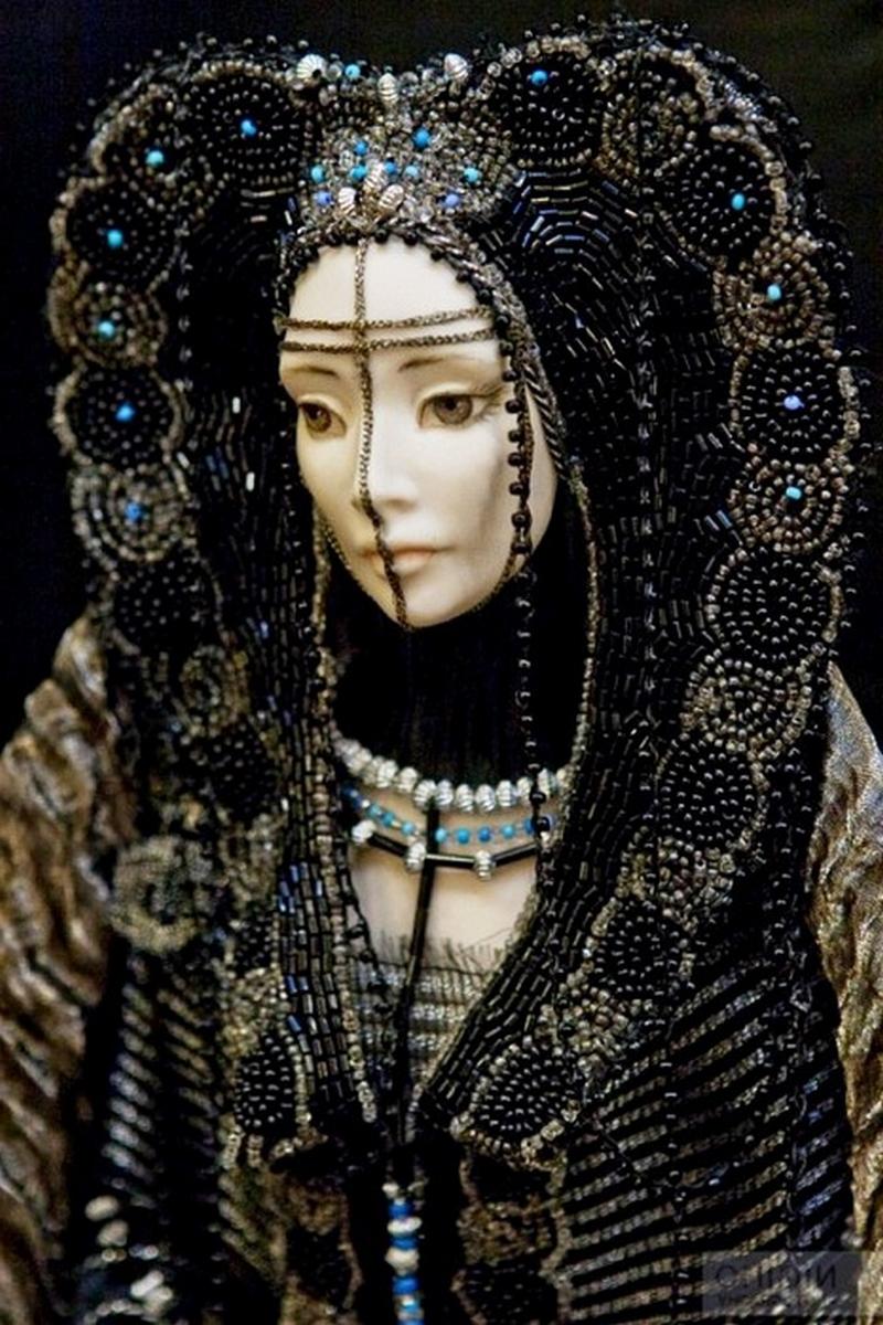 Куклы авторской работы от Александры Худяковой 23