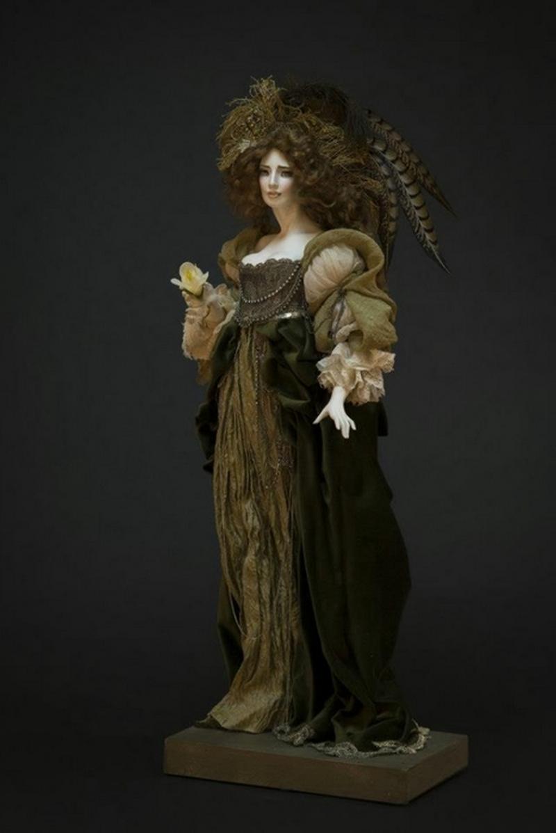 Куклы авторской работы от Александры Худяковой 24