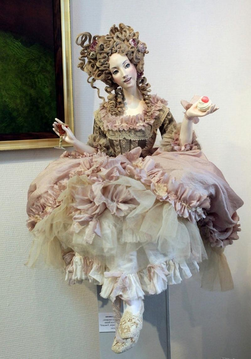 Куклы авторской работы от Александры Худяковой 27