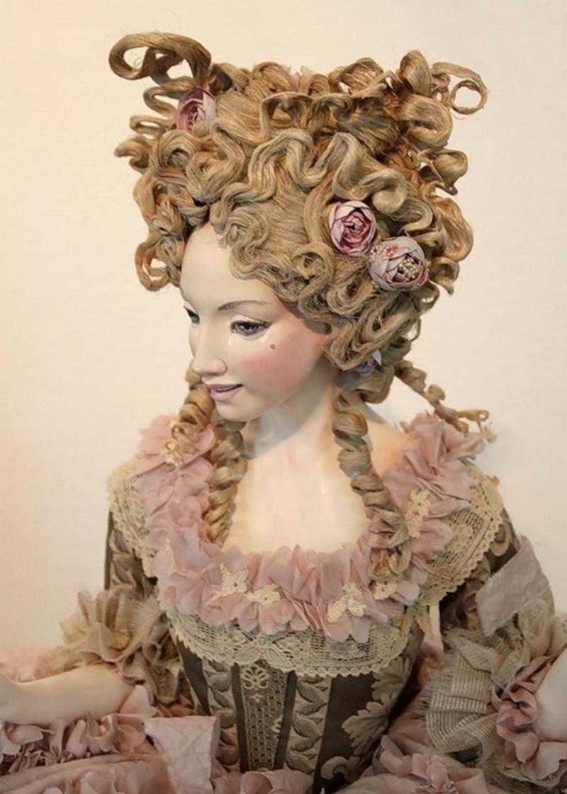 Куклы авторской работы от Александры Худяковой 30