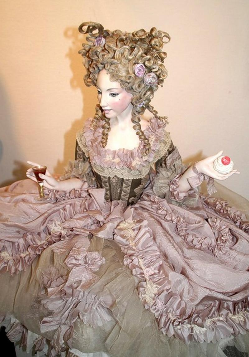 Куклы авторской работы от Александры Худяковой 31